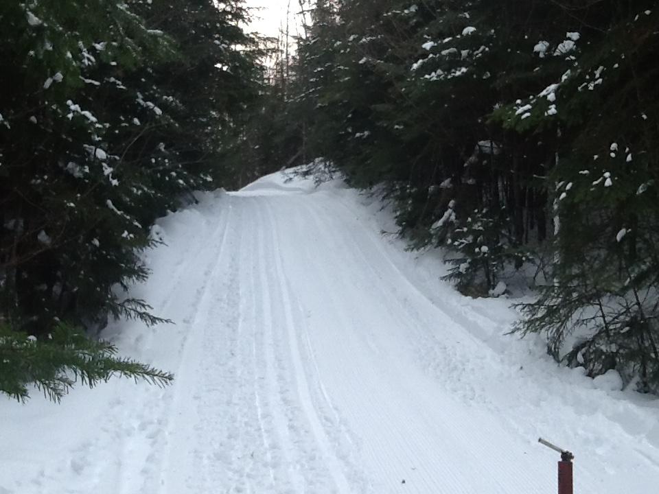 Cross Country Skiing The Birches Resort