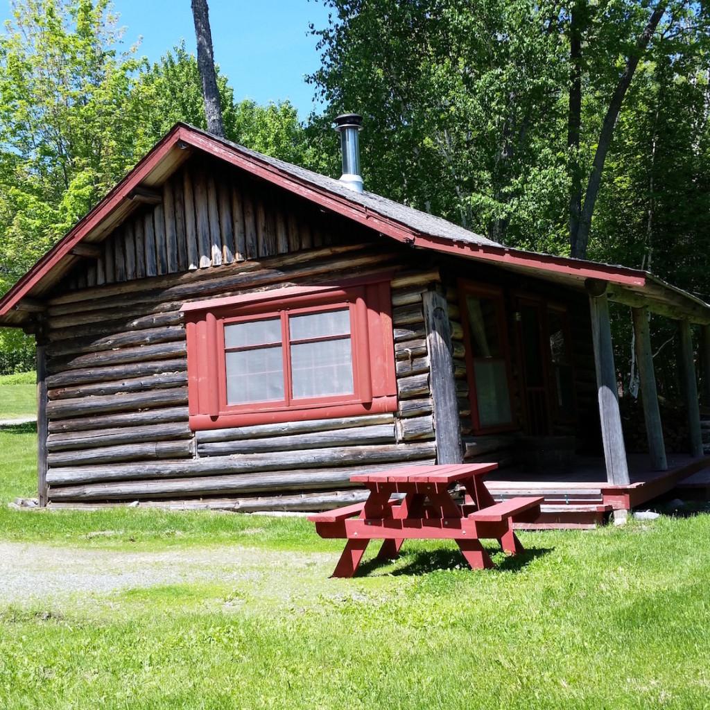 Cabin VII Born Free