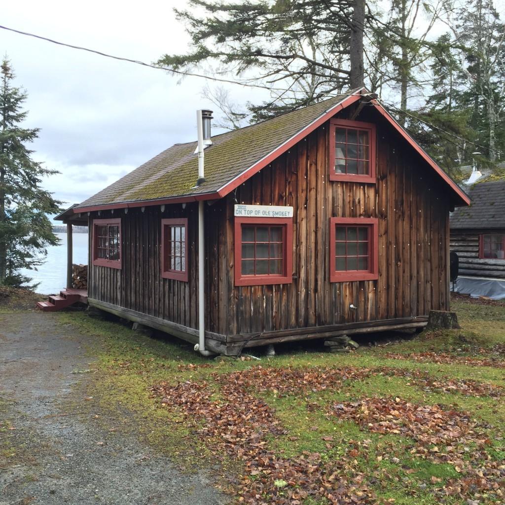 Cabin XVIII On Top of Old Smokey
